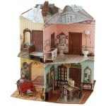 2ToTango - Victorian Doll House Book