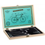 Gentlemen's Hardware - Bicycle Tool Kit In Wood Box værktøj