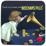 Half Moon Bay - Coaster Beecham´s Pills