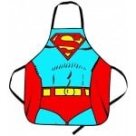 Half Moon Bay - Superman Apron In Tube