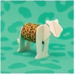Luckies of London - Tape Dispenser Leopard