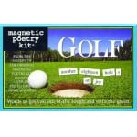 Magnetic Poetry - Magnetic Poetry Golf