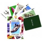 Oak Industries Playing Cards Classic Cars - Spil