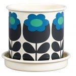 Orla Kiely - Medium Plant Pot Primrose