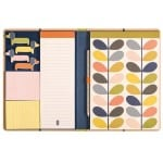 Orla Kiely - Sketchbook & Sticky Notes