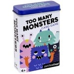 Petit collage - Card Games Monsters