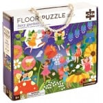 Petit collage - Floor Puzzle Garden