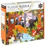 Petit collage - Floor Puzzle Woodland
