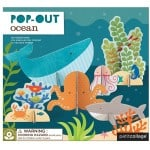 Petit collage - Pop-out Ocean
