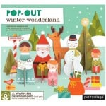 Petit collage - Pop-out Winter Wonderland