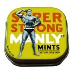 Unemployed Philosophers G - Mints Super Strong Manly