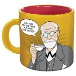Unemployed Philosophers G - Mug Freudian Sips