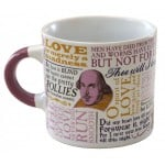 Unemployed Philosophers G - Mug Shakespeare Love