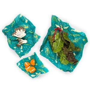 Image of   Bee's Wrap assorted 3 sizes ocean print