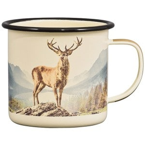 Image of   Gentlemen's Hardware 500 ml Emaljekrus - Deer