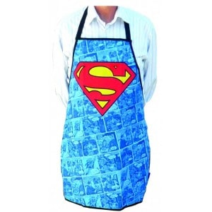 Image of   Apron, Superman Logo