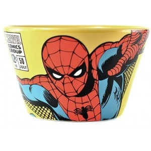 Image of   Bowl Spider-man