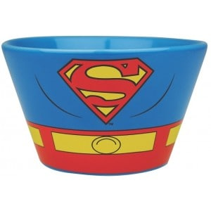 Image of   Bowl Superman Costume