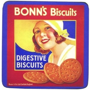 Image of   Coaster Bonn's Biscuits