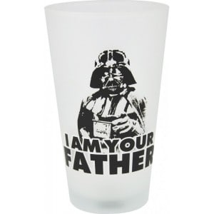 Image of   Glass Star Wars I Am Your