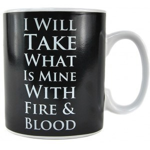 Image of   Heat Changing Mug Daenerys