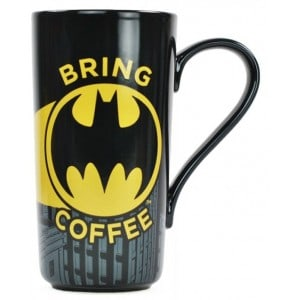 Image of   Latte Mug Batman