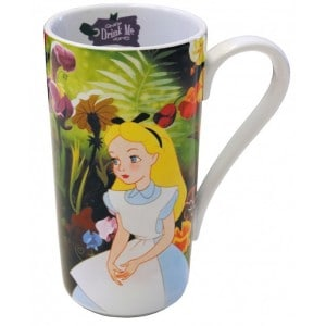Image of   Latte Mug Disney Alice