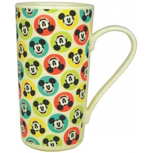 Image of   Latte Mug Mickey Mouse