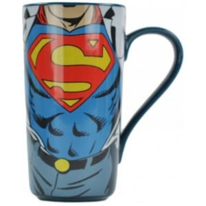 Image of   Latte Mug Superman