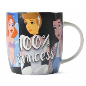 Image of   Mug Disney 100% Princess