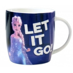 Image of   Mug Disney Frozen Let It Go