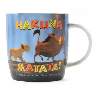 Image of   Mug Disney Hakuna Matata