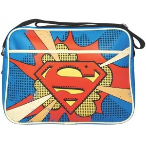 Image of   Retro Bag Superman