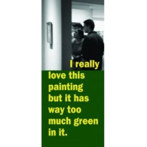 Billede af Magn.bookm./i Really Love - Magnet