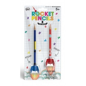 Image of   Colouring Pencils Rockets