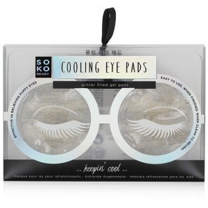 Image of   Cooling Eye Pads Soko