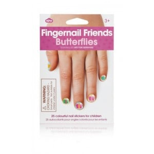Image of   Fingernail Friends Butterflies