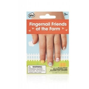 Image of   Fingernail Friends Farm