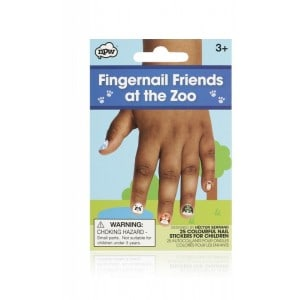 Image of   Fingernail Friends Zoo