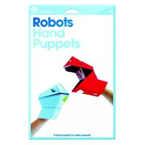 Image of   Hand Puppets Robots