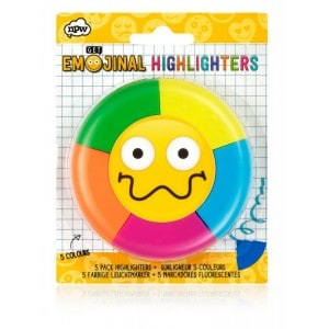 Image of   Highlighters Emojinal