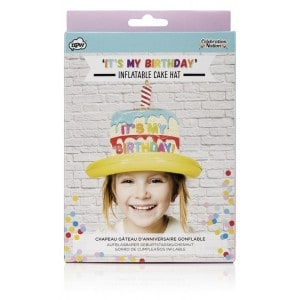 Image of   Inflatable Birthday Hat