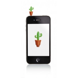 Image of   Mobile Socket Minder Cactus