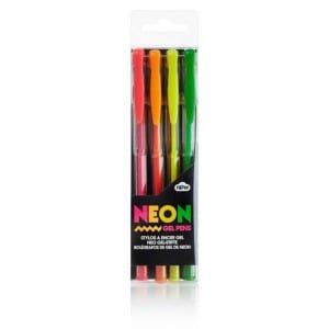 Image of   Neon Gel Pens