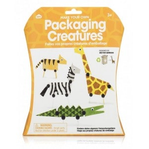 Image of   Packaging Creatures