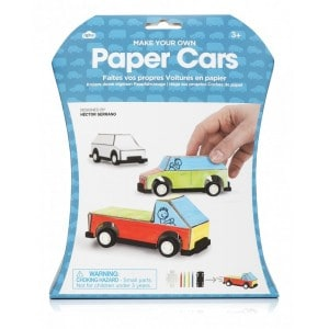Image of   Paper Cars