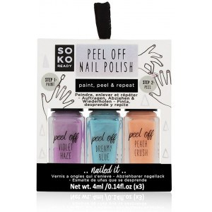 Image of   Peel Off Nail Polish Soko