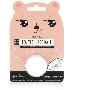 Image of   Tea Tree Pod Mask Soko