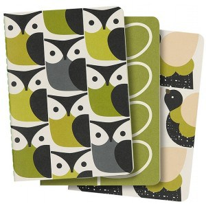 Image of   Notebooks A6 Set Orla Kiely