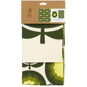 Image of   Teatowel Set Of 2 Cantaloupe